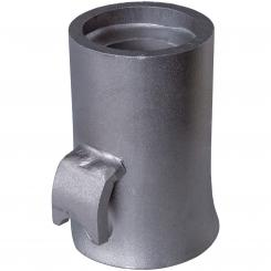 Tipper joint2001, retaining pin holes 19/19 mm