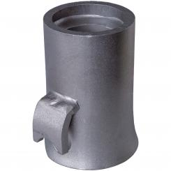 Tipper joint2001, retaining pin holes 20/18 mm