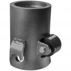 Tipper joint3001, retaining pin holes 25/22 mm