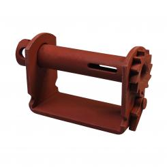 Lashing winch 1820, red primer