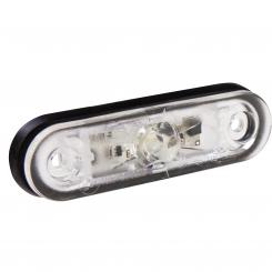 Posipoint II LED, 12/24 V, weiß, 3,50 m, open end