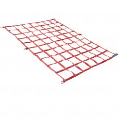 Cargo net, 1800 x 1200 mm, with D-rings