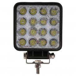 FABRILcar® Working Lamp LED 42-100, 3000 F, 0,3 m, open end