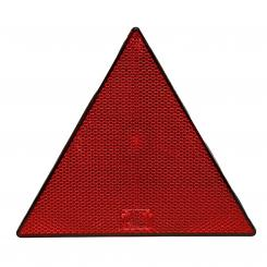 Triangle-reflector - red